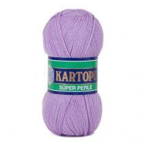 Kartopu Süper Perle Lila El Örgü İpi - K708
