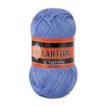 Kartopu Etamin Mavi El Örgü İpi - K535