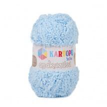 Kartopu Anakuzusu Açık Mavi Bebek Yünü - K540