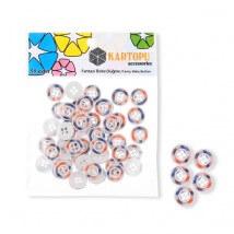 Kartopu Fantazi Bebe Düğme - KFB111