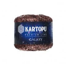 Kartopu 5'li paket Galaxy Kahverengi El Örgü İpi - KF354