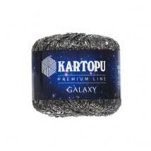 Kartopu 5'li paket Galaxy Siyah El Örgü İpi - KF355