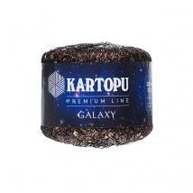 Kartopu 5'li paket Galaxy Siyah El Örgü İpi - KF356