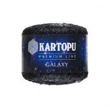 Kartopu 5'li paket Galaxy Siyah El Örgü İpi - KF357