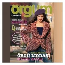 Kartopu Kadın&Erkek Örgüm Dergisi Sayı:1