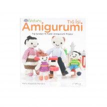 DMC Natura Tığ İşi Amigurumi Kitabı