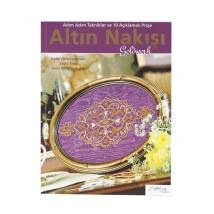 Altın Nakışı Goldwork Nakış Dergisi