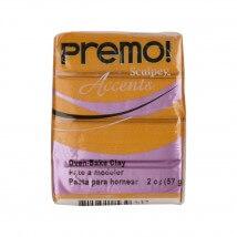Sculpey Premo! 57 gr Polimer Kil - Altın