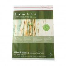 Hahnemühle 24x32 cm  Bamboo  Pastel Blok