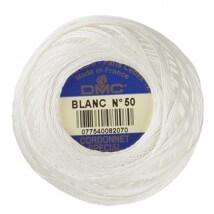 Dmc Cordonnet Special Beyaz Dantel İpliği - No: 50