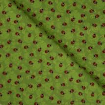La Mia 50x50 cm Uğur Böceği Desenli Keçe