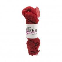 Diva Autumn Kırmızı El Örgü İpi
