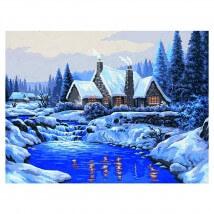 Collection D'art 40x50 cm Baskılı Goblen - 10383