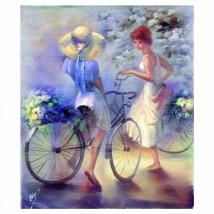 Collection D'art 60x50 cm Baskılı Goblen - 11848