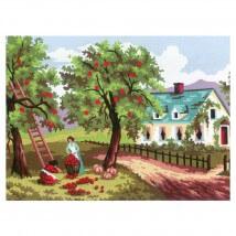 Collection D'art 30x40 cm Baskılı Goblen - 6187