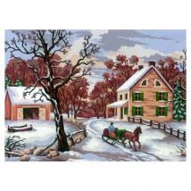 Collection D'art 30x40 cm Baskılı Goblen - 6189