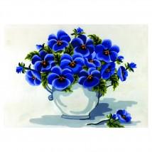 Collection D'art 30x40 cm Baskılı Goblen - 6194