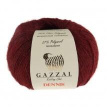 Gazzal Dennis Kırmızı El Örgü İpi - 928