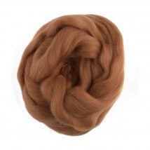 Gazzal Felt Wool Bej Yün Keçe - 6118