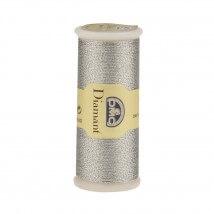 Dmc Diamant Koyu Gümüş El Nakış Simi - D415