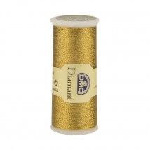 Dmc Diamant Koyu Altın Renk El Nakış Simi - D3852
