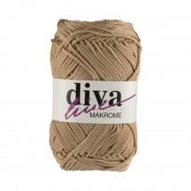 Diva Makrome Bej El Örgü İpi - 325
