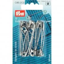 PRYM 12 Adet Gümüş Çengelli İğne - 085202