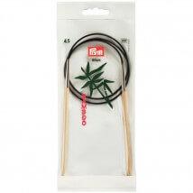 PRYM 4,5 mm 80 cm Bambu Misinalı Şiş -  221507