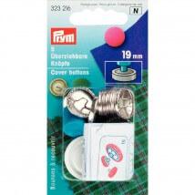 PRYM Metal Kaplama Düğme - 323216
