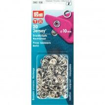 PRYM 10 Mm 20 Set Triko Çıt Çıt - Yedeği - 390106