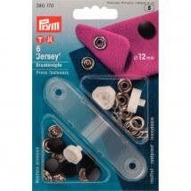 PRYM 12 Mm 6 Set Triko Çıt Çıt - 390170