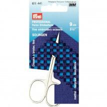 PRYM 9 cm Gümüş Renk Nakış Makası - 611441
