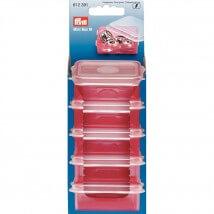 PRYM 1 adet Orta Boy Plastik Saklama Kutusu - 612391