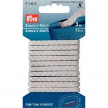PRYM 5 Mm Beyaz Standart Lastik - 910013