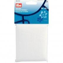 PRYM 968205 Nakış Telası 90x45 Cm Beyaz