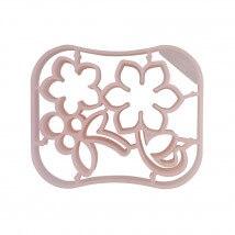 Clover Çiçek Keçe Kalıbı - 8924
