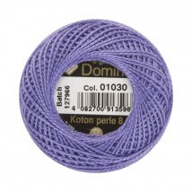 Coats Domino 8gr Mor No: 8 Nakış İpliği - 01030