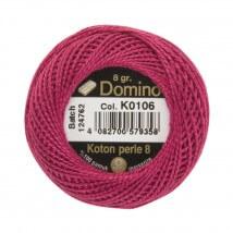 Coats Domino 8gr Mor No: 8 Nakış İpliği - K0106