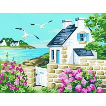 Royal Paris 30 x 22 cm Baskılı Goblen - 9880131-00092