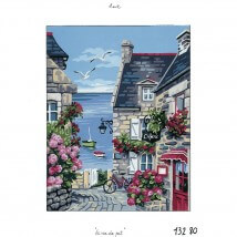 Royal Paris 47,5 x 37 cm Baskılı Goblen - 9880132-00080