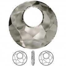 Swarovski 1 Adet Saten Kristal Victory Kolye Ucu 6041