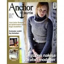 Anchor Butik Dergisi Sayı: 46 Nakış Dergisi
