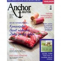 Anchor Butik Dergisi Sayı: 47 Nakış Dergisi