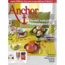 Anchor Butik 53. Sayı  Nakış Dergisi