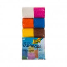 Folia 10 Renk Rulo Krapon Kağıdı - FO-82109