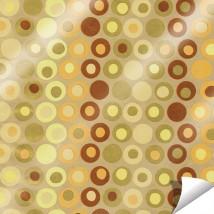 Paw Kahverengi Hediye Paketleme Kağıdı - AGP002902