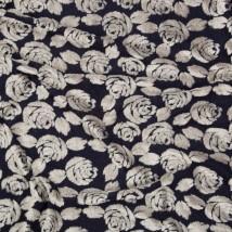 Aker Tekstil Lacivert Örme Kumaş
