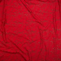 Aker Tekstil Bordo Örme Kumaş