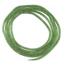 Kartopu 3 mm Yeşil Yuvarlak Titanyum Tel Kurdele - 19