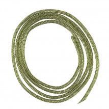 Kartopu 3 mm Yeşil Yuvarlak Titanyum Tel Kurdele - 20